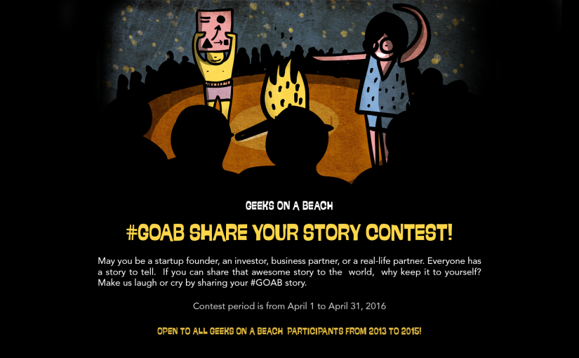 #GOAB Share Your Story Contest