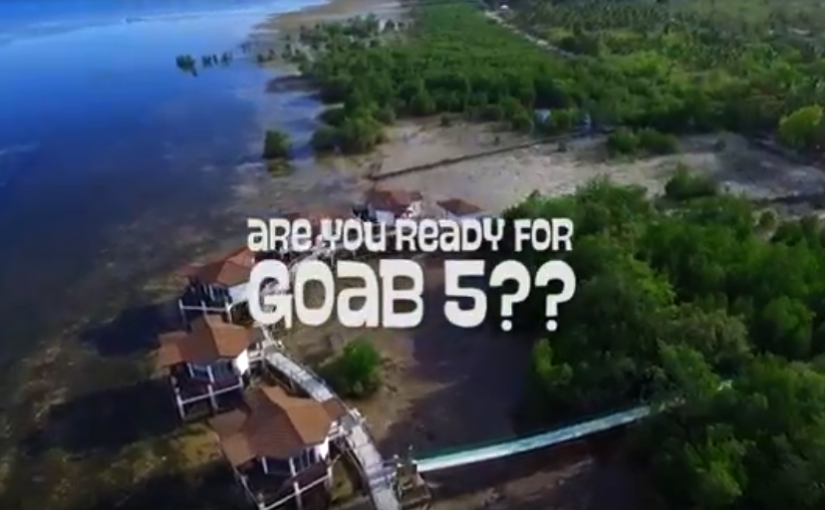 Are you Ready for GOAB 5?